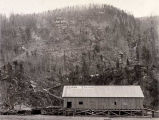 Empire Theatre, Skagway, ca. 1898.