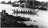 Potlatch, Chief Shakes Island, June 1940.