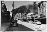 South Franklin Street, Juneau, ca. 1946.