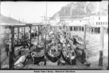 Waterfront, Juneau, Alaska.  Feb. 28, 1936.