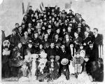 First Christian Convention, Wrangell, Alaska, 1902.