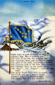 Alaska's Flag and verses to song.