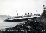 PRINCESS KATHLEEN, Pt. Lena, Alaska, September 7, 1952.