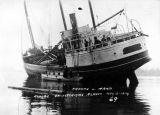 THOMAS L. WAND, ashore at Ketchikan, Alaska, May 10, 1914.