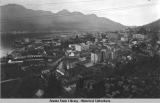 Downtown Juneau, ca. 1943.
