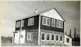 Fort Yukon School, ca. 1935.