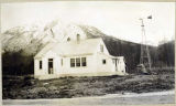 Hope, Alaska, Territorial School.