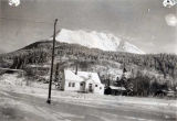 Moose Pass Territorial School, ca. 1946.