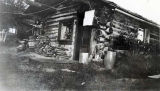 Teacher's living quarters, Ruby, Alaska, ca. 1931.