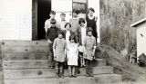Chitina School House, Alaska, prior to 1939.