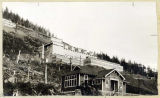 Thane, Alaska, Territorial School, ca. 1932.