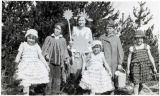 White family children, Gustavus, Alaska, ca. 1931.