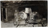 Treadwell Mine electric locomotives.