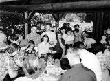 Bureau of Public Roads picnic, Auke Bay, July 1951.