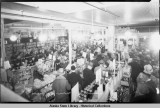 George Bros.  Grocery Department.  Juneau, Alaska, ca. 1930.