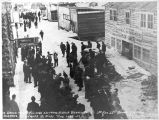 Iditarod, Alaska, Kennel Club's 3rd annual, Feb. 22nd, dog race, 1914.