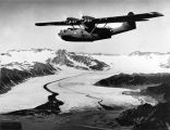 Navy PBY Catalina, 42-P-3, in Aleutians.