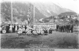 Juneau City League.  Opening of Season, Juneau, Alaska, May 10th, 1925.