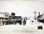 Iditarod's 4th Annual Handicap Dog Race, New Year, 1914