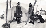 Sinuk Reindeer Camp, Nov. 9, 1912, 7 P.M.