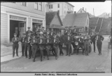 Juneau Fire Dept.  July 1924.