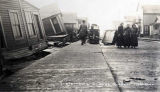First Ave, Nome, Alaska, October 6, 1913.