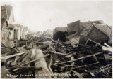 After the storm, Nome, Alaska, Oct. 6, 1913.