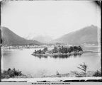General view of Sitka, Alaska, ca. 1896.