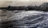 High surf, Nome, Oct. 6, 1913.
