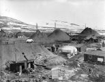 Mining operation, Nome region.