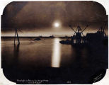 Moonlight on Bering Sea, August 2nd, 1906.
