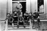 Men of the Signal Corps., ca. 1915.