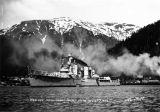 KREUZER KARLSRUHE, Juneau, Alaska, May 25th, 1932.