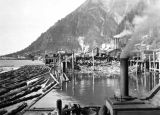 Sawmill at Juneau, August 23rd, 1919.