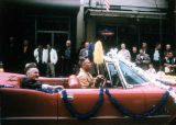 Governor William Egan, 4th of July parade, July 4, 1959.