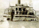Passengers on board S.S. FARALLON.