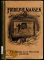 Fridtjof Nansen; a book for the young