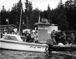 Golden North Salmon Derby, Auke Bay station, 1969.