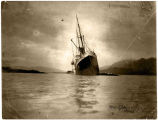 Wreck of the S. S. PORTLAND, 1910.