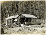 E. W. Young home at Kenai, ca. 1906-1908.