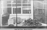 Admiralty Island Coal Company window display.