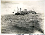 HANNAH coming into Saint Michael, July 23, 1906.