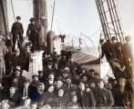 Passengers on board S.S. SENATOR, November 5th 1909.