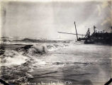 Storm on Bering Sea, July 8th 1906.