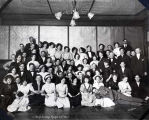 Social gathering, Nome, Alaska, March 24, 1911.