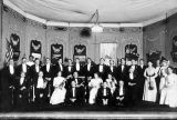 Bruner Club Concert, Eagle Hall, Nome, Alaska, February 28th 1911.