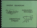 Lessons and games for Inupiaq as a second language