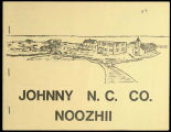 Johnny N. C. Co. noozhii : a translation and adaption of Johnny at the bay by J. A. MacDiarmid