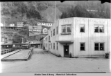 Juneau, South Franklin Street area, ca. 1935.