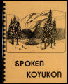 Spoken Koyukon : teaching units for beginning second language